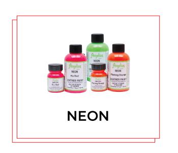 Pinturas Neon para zapatillas